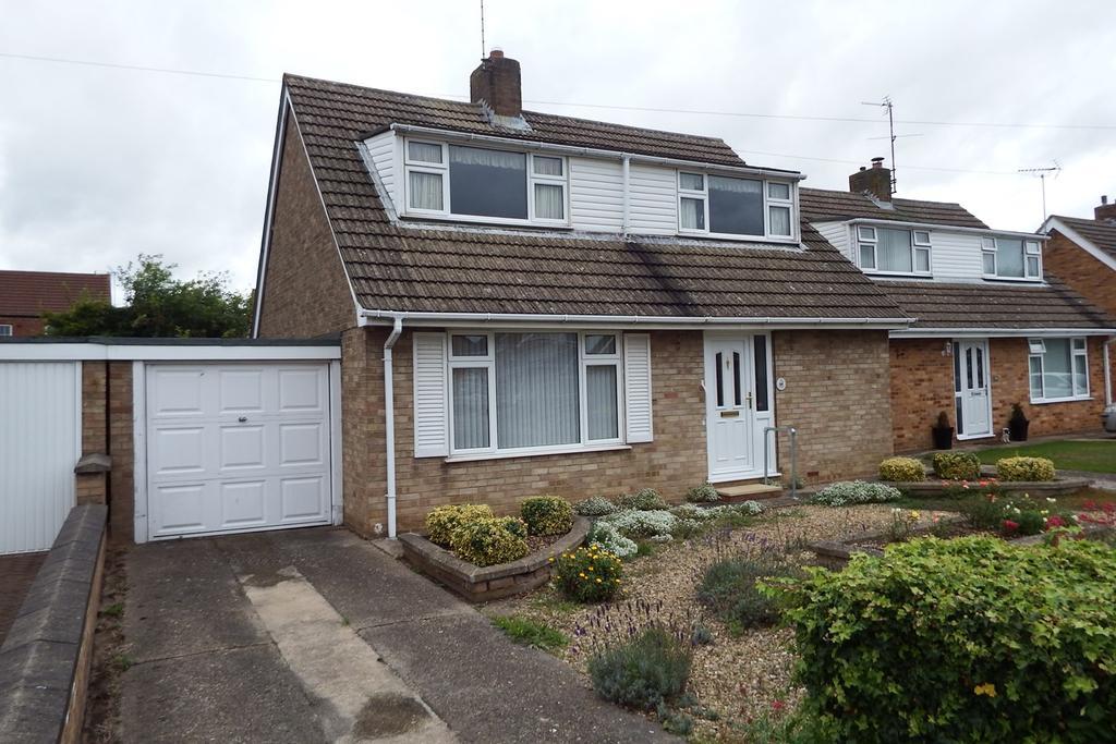 3 Bedrooms Detached House for sale in Pilgrims Way, Spalding, PE11
