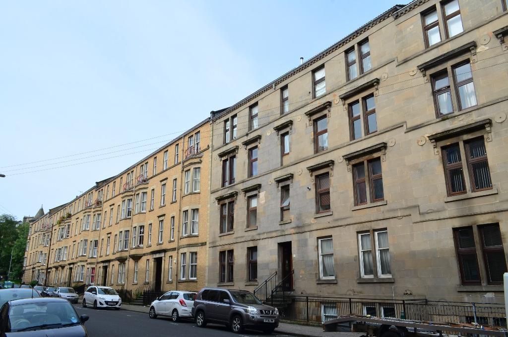 1 Bedroom Flat for sale in West End Park Street, Flat 1/1, Woodlands, Glasgow, G3 6LH