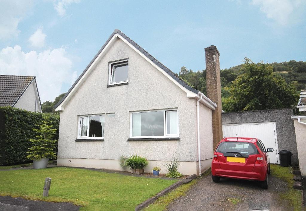 4 Bedrooms Detached House for sale in Castlelaw Crescent, Abernethy, Perthshire, PH2 9LP
