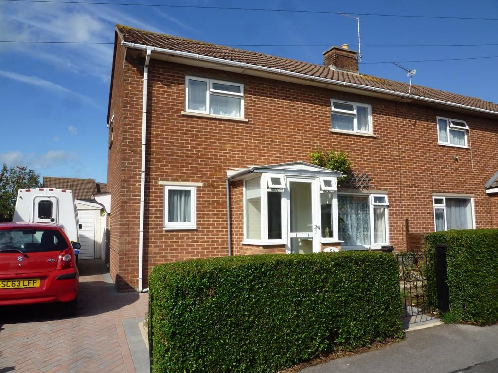 3 Bedrooms Semi Detached House for sale in Manor Road, Trowbridge