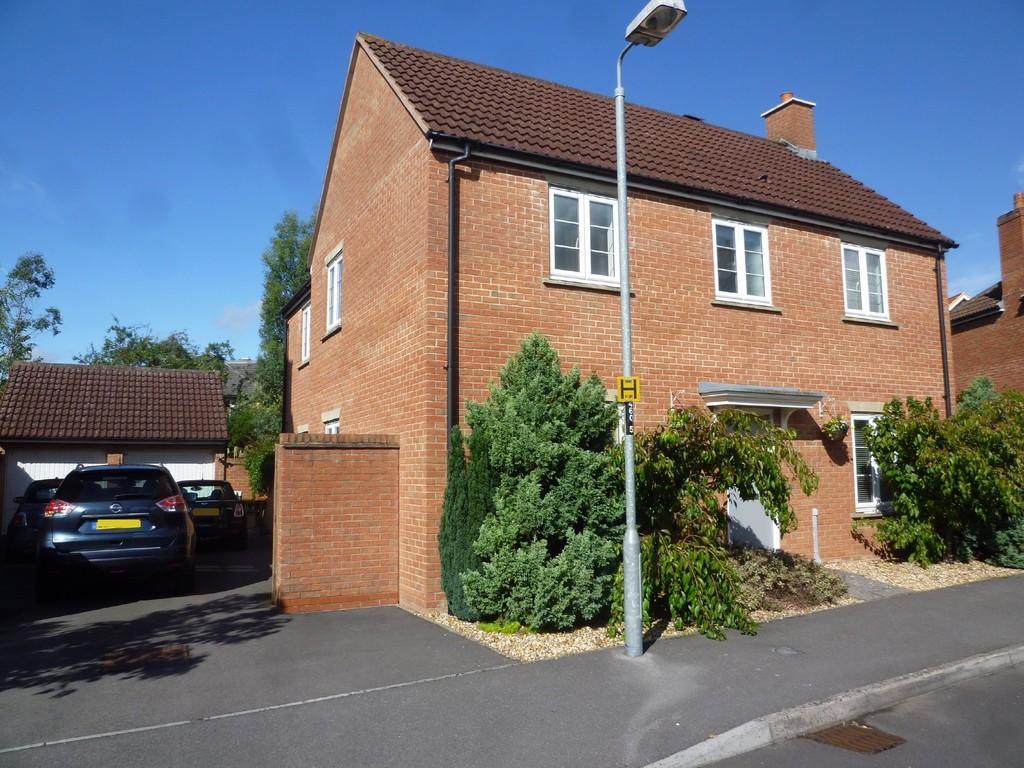 4 Bedrooms Detached House for sale in Staverton Marina, Trowbridge