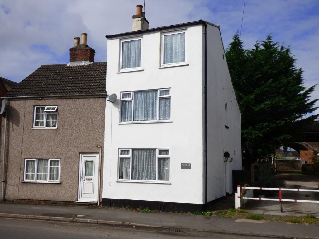 3 Bedrooms End Of Terrace House for sale in Jameson Bridge Street, Market Rasen