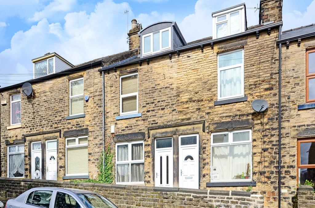 3 Bedrooms Terraced House for sale in Coombe Road, Crookes
