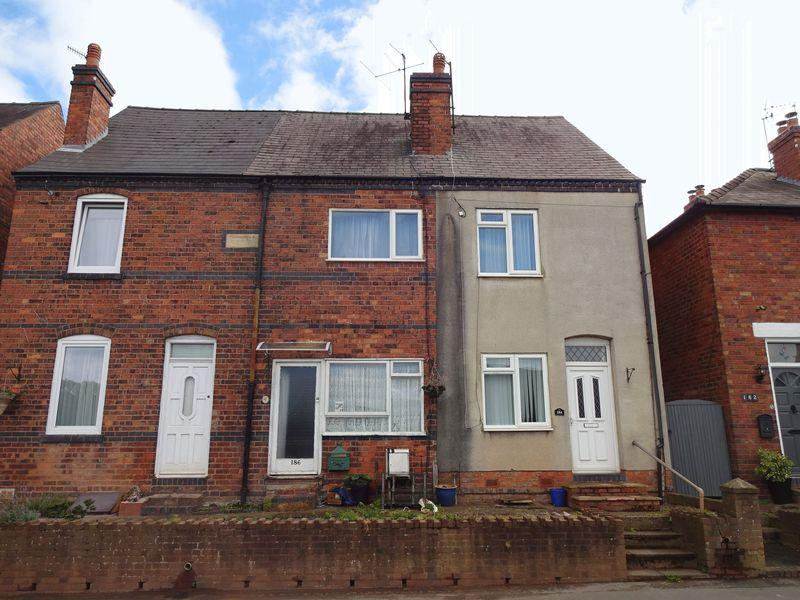 3 Bedrooms Terraced House for sale in Wilden Lane, Stourport-On-Severn DY13 9JT