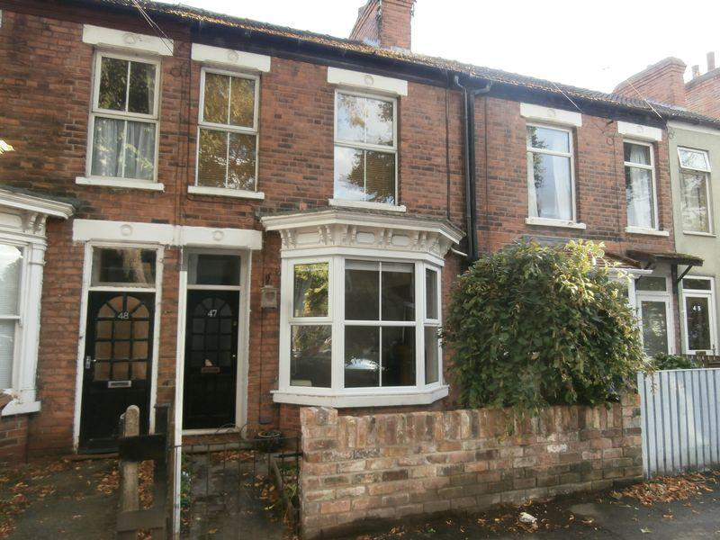 2 Bedrooms Terraced House for sale in Westbourne Grove, Hessle