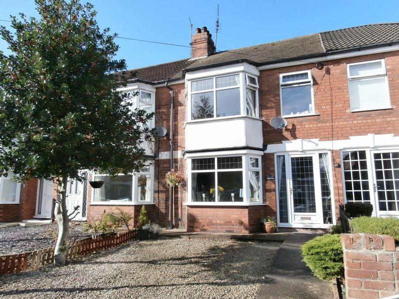 3 Bedrooms Terraced House for sale in Kingsley Drive, Willerby