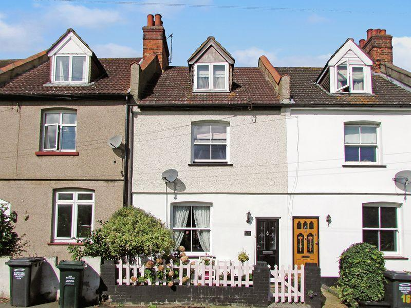 3 Bedrooms Terraced House for sale in Denton Terrace, Bexley