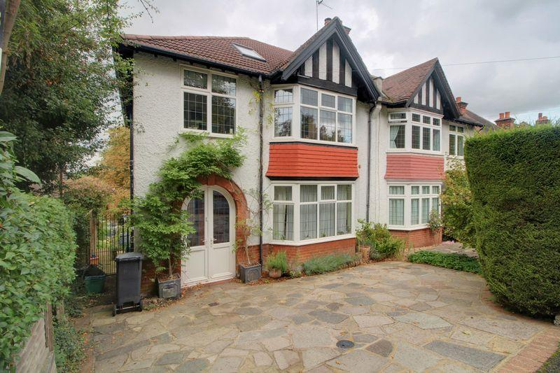 5 Bedrooms Semi Detached House for sale in Higher Drive, Purley