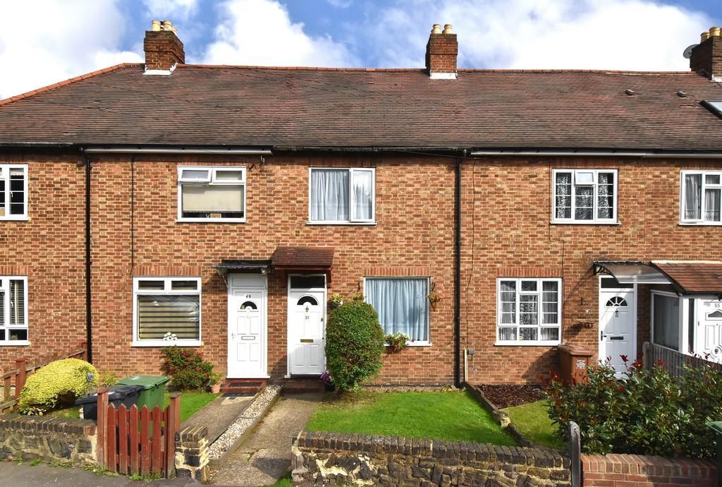 2 Bedrooms Terraced House for sale in Garthorne Road SE23