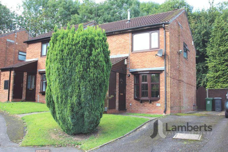 2 Bedrooms Terraced House for sale in Avonbank Close, Redditch