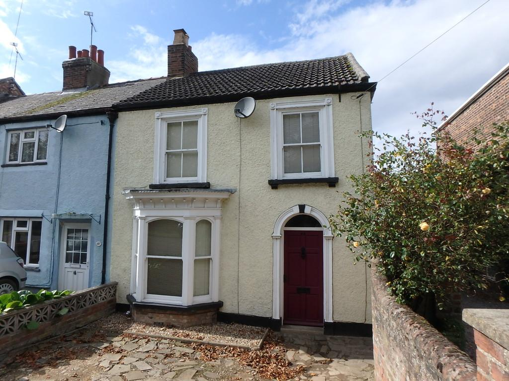 3 Bedrooms End Of Terrace House for sale in London Road, Spalding