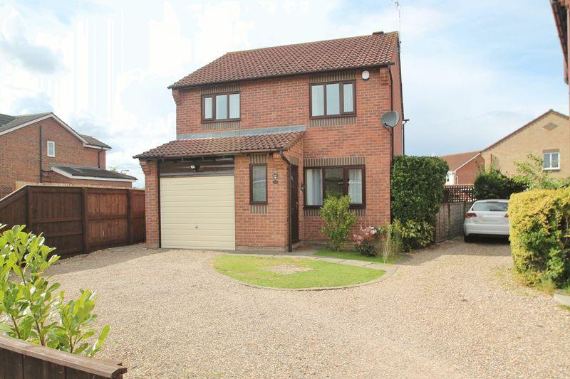 3 Bedrooms Detached House for sale in Felbrigg Lane, Ingleby Barwick