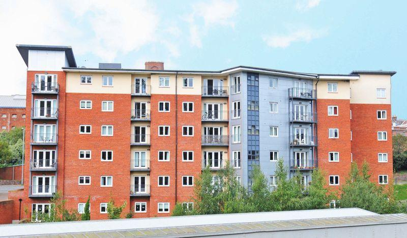 2 Bedrooms Apartment Flat for sale in Exeter