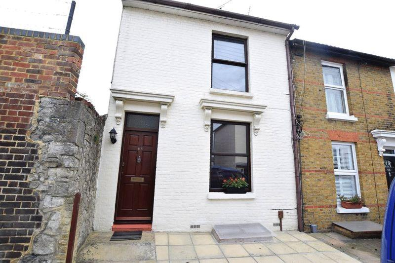 2 Bedrooms End Of Terrace House for sale in Perryfield Street, Maidstone