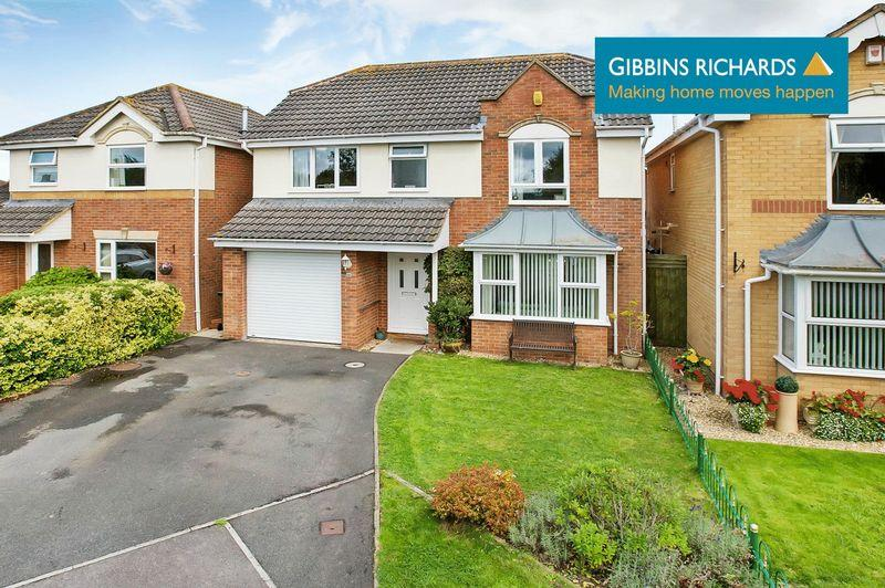 4 Bedrooms Detached House for sale in Oak Tree Way, Cannington