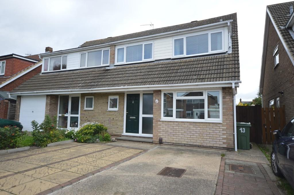 4 Bedrooms Semi Detached House for sale in Holm Oak, The Willows