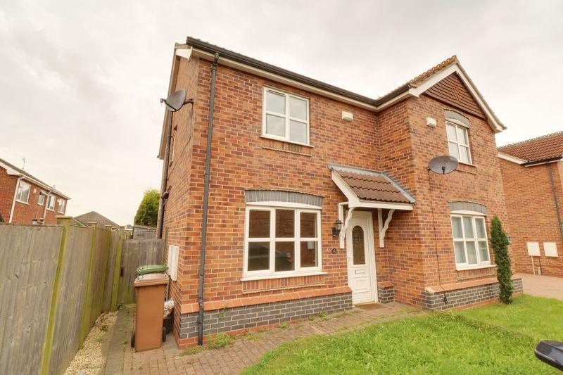 2 Bedrooms Semi Detached House for sale in Nursery Close, Barton-Upon-Humber