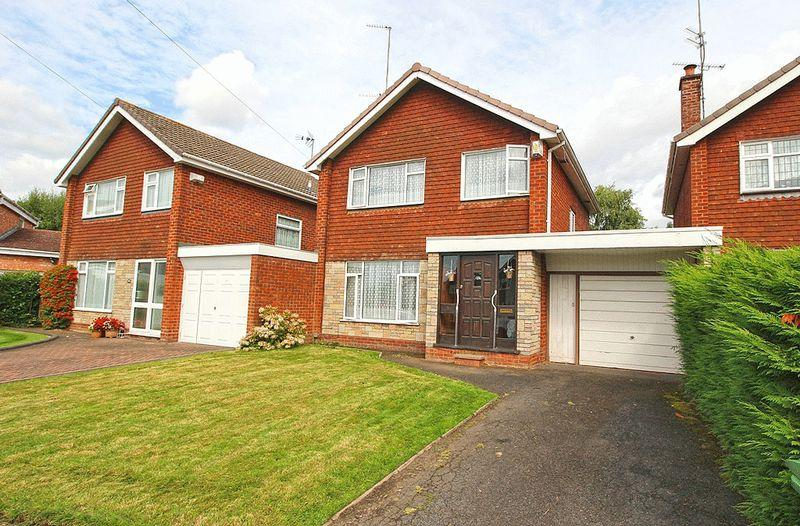 3 Bedrooms Detached House for sale in Aylesford Close, SEDGLEY