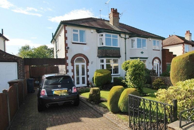 3 Bedrooms Semi Detached House for sale in Fibbersley, Wednesfield, Wolverhampton