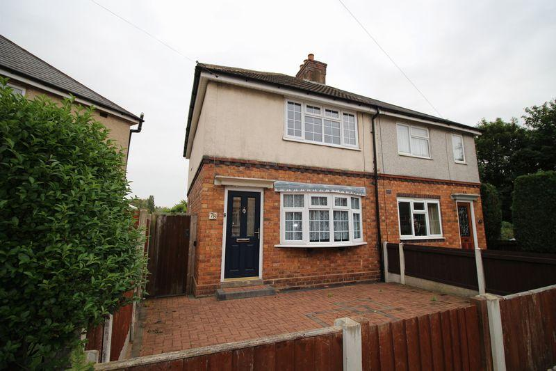 3 Bedrooms Semi Detached House for sale in Richard Williams Road, Wednesbury
