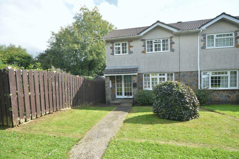 3 Bedrooms Semi Detached House for sale in Hawthorn Way, Bridgend