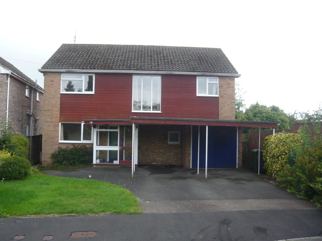 4 Bedrooms Detached House for sale in Barford Road, Kenilworth