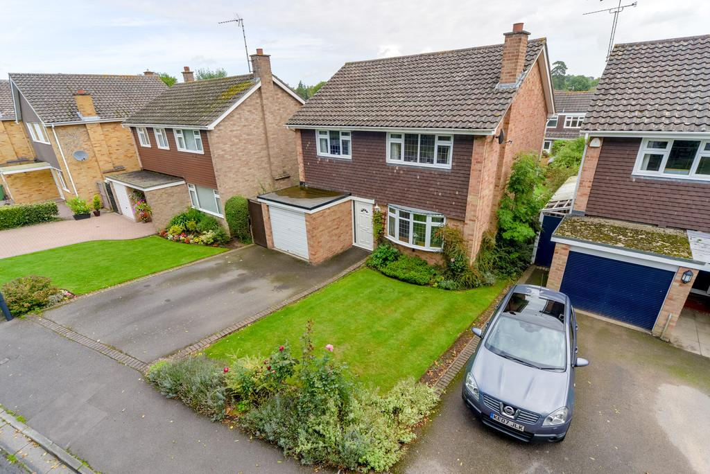 4 Bedrooms Detached House for sale in Park Hill, Kenilworth, Kenilworth