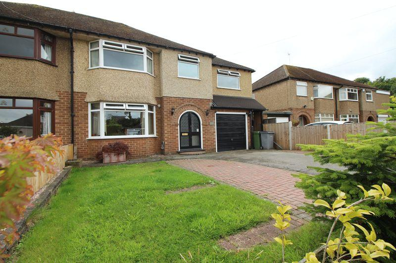 4 Bedrooms Semi Detached House for sale in Millbutt Close, Higher Bebington