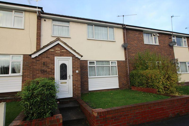 3 Bedrooms Terraced House for sale in Stapleford Court, Ellesmere Port