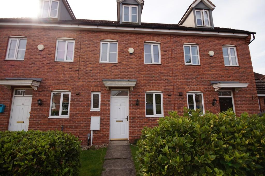 3 Bedrooms Town House for sale in Maple Drive, Sudbrooke