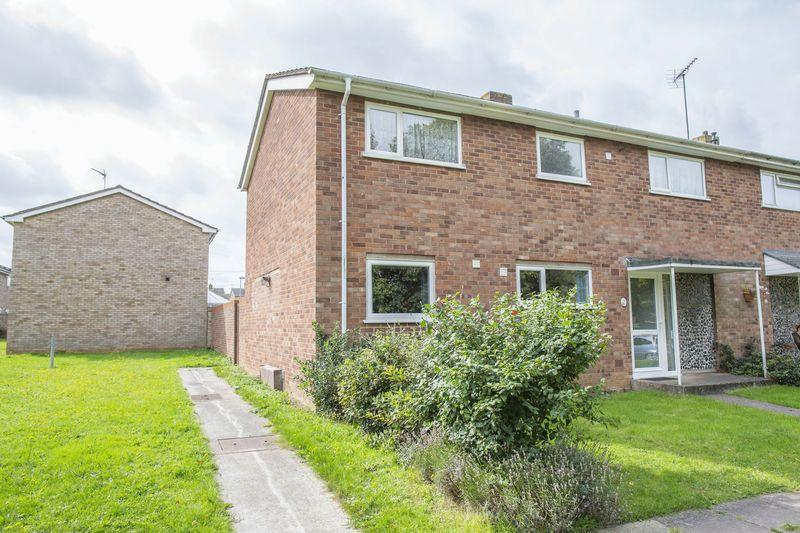 4 Bedrooms Semi Detached House for sale in Deck Walk, Bury St. Edmunds