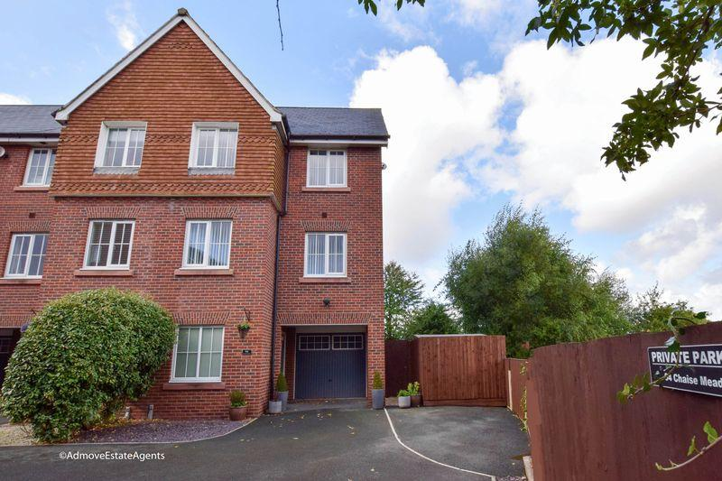 4 Bedrooms Town House for sale in Chaise Meadow, Lymm