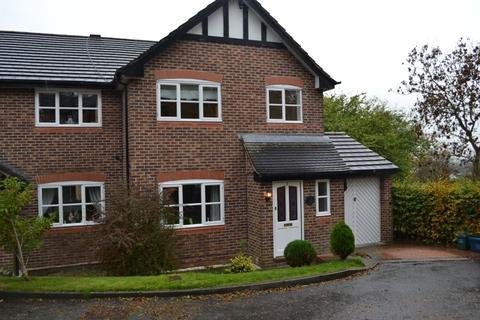 3 bedroom semi-detached house to rent - Rectory Gardens, Talke, Stoke- On- Trent