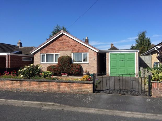 3 Bedrooms Bungalow for sale in Johnson Close, Melton Mowbray, LE13
