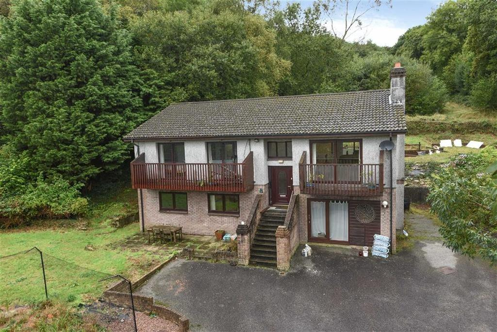 5 Bedrooms Detached House for sale in Middle Dimson, Gunnislake, Cornwall
