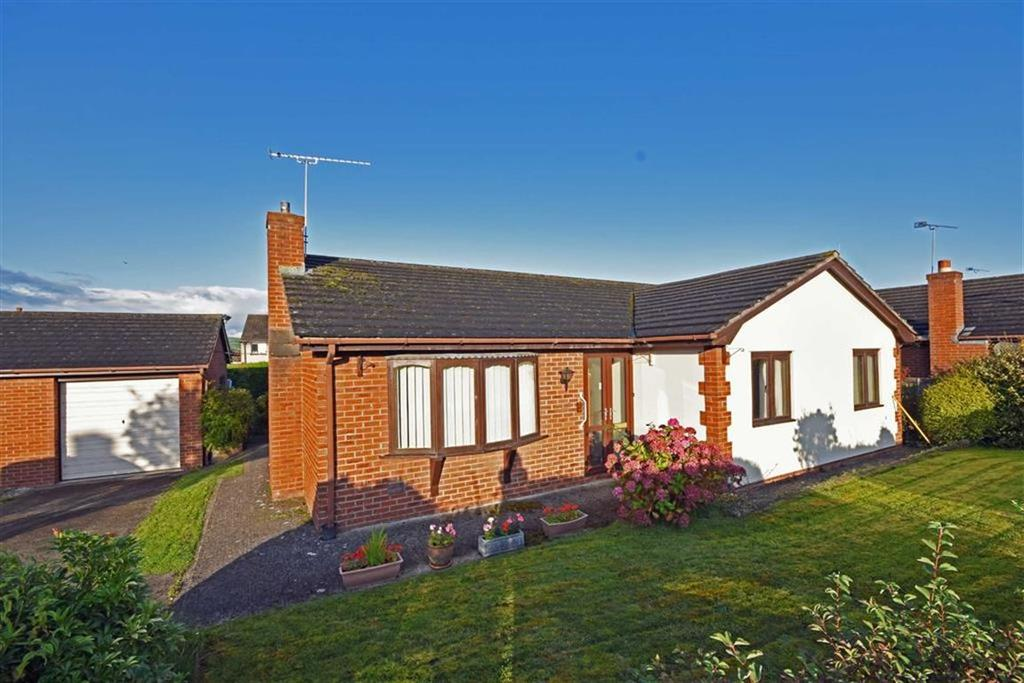 3 Bedrooms Detached Bungalow for sale in Bryn Eryl, Ruthin
