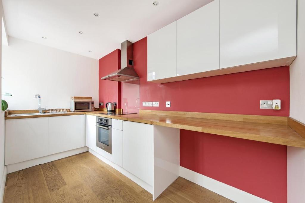 1 Bedroom Flat for sale in Bell Street, Marylebone