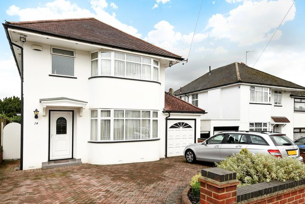 3 Bedrooms Detached House for sale in Lakenheath, Southgate