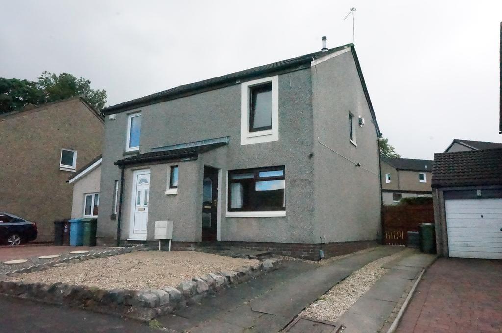 2 Bedrooms Semi Detached House for sale in Birkinburn Road, Whitelees, Cumbernauld G67
