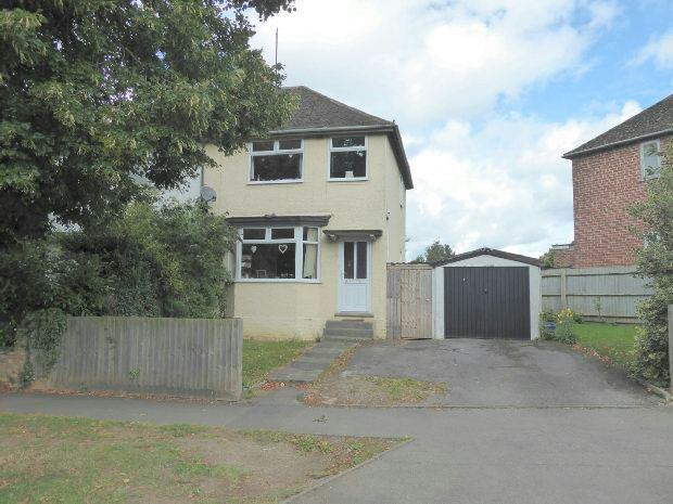 3 Bedrooms Semi Detached House for sale in Sinclair Avenue, Banbury