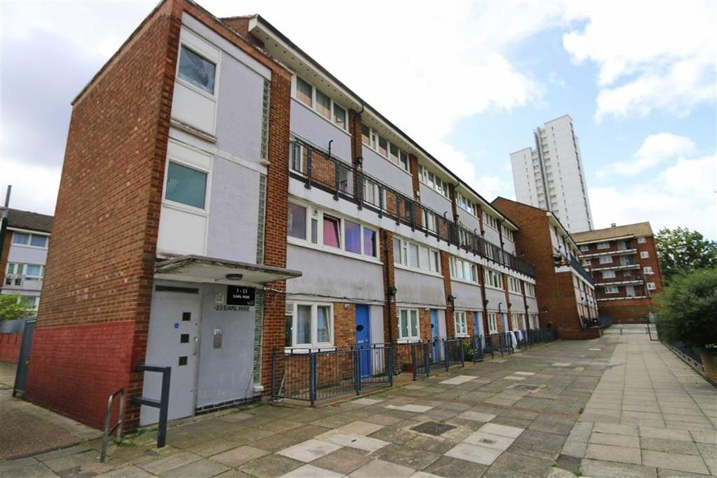 2 Bedrooms Maisonette Flat for sale in Earl Rise, Plumstead, London, SE18