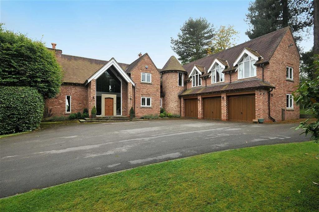 7 Bedrooms Detached House for sale in Withinlee Road, Prestbury