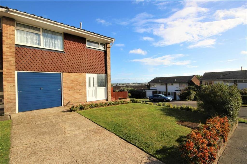 3 Bedrooms Semi Detached House for sale in Glynde Close, Newhaven