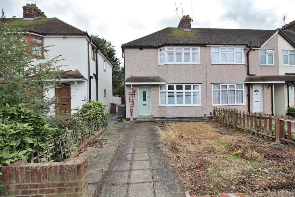 3 Bedrooms End Of Terrace House for sale in Yarwood Road, Chelmsford, Essex, CM2