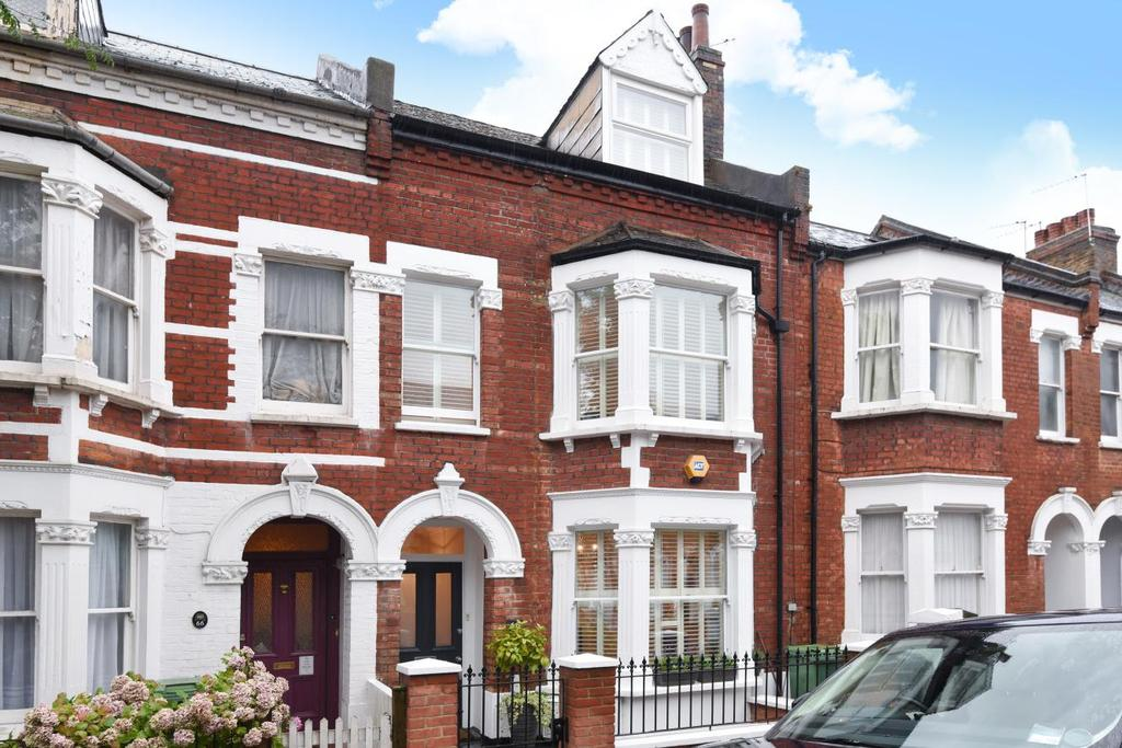 4 Bedrooms Terraced House for sale in Dynham Road, West Hampstead