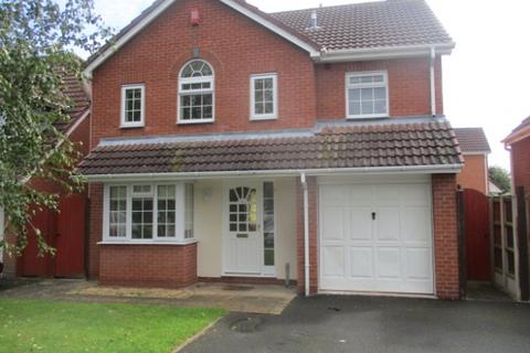 4 bedroom detached house to rent - 4 Coppice Drive, Newport, Shropshire, TF10 7HU