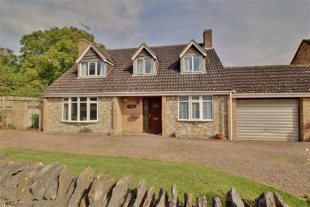3 Bedrooms Link Detached House for sale in The Village, Ashleworth, Gloucestershire