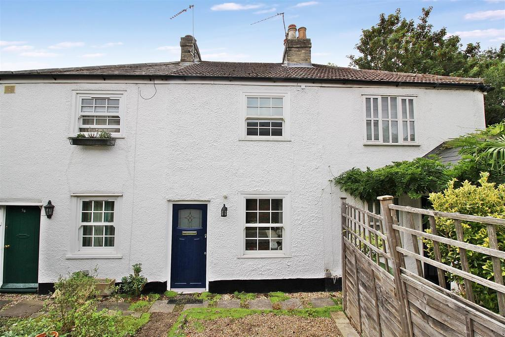 2 Bedrooms Cottage House for sale in Watsons Walk, St. Albans