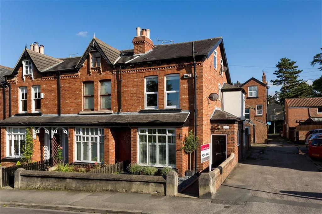 3 Bedrooms Terraced House for sale in Highfield, Boston Spa, LS23