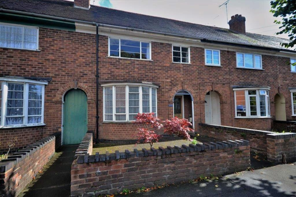 3 Bedrooms Terraced House for sale in Manor Court Road, Abbey Green, Nuneaton